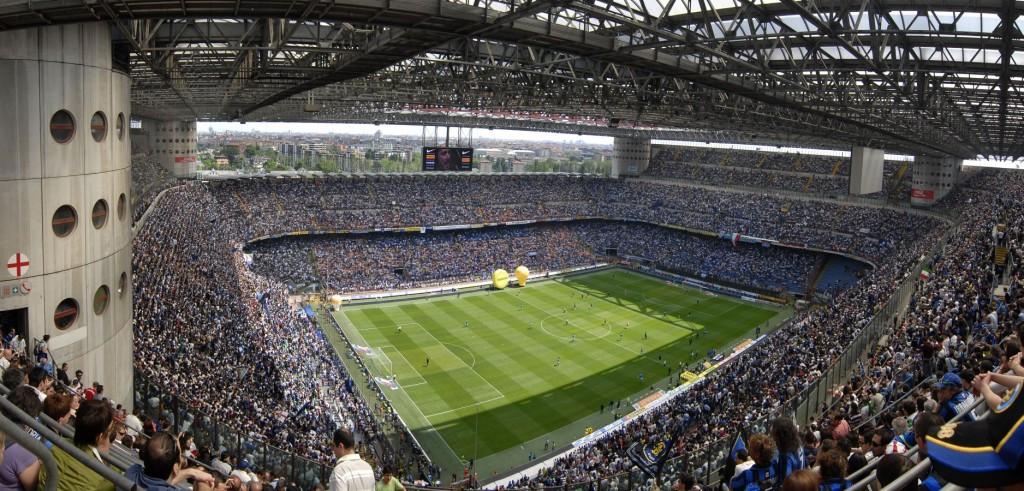 San Siro among football venues chosen by Rome 2024