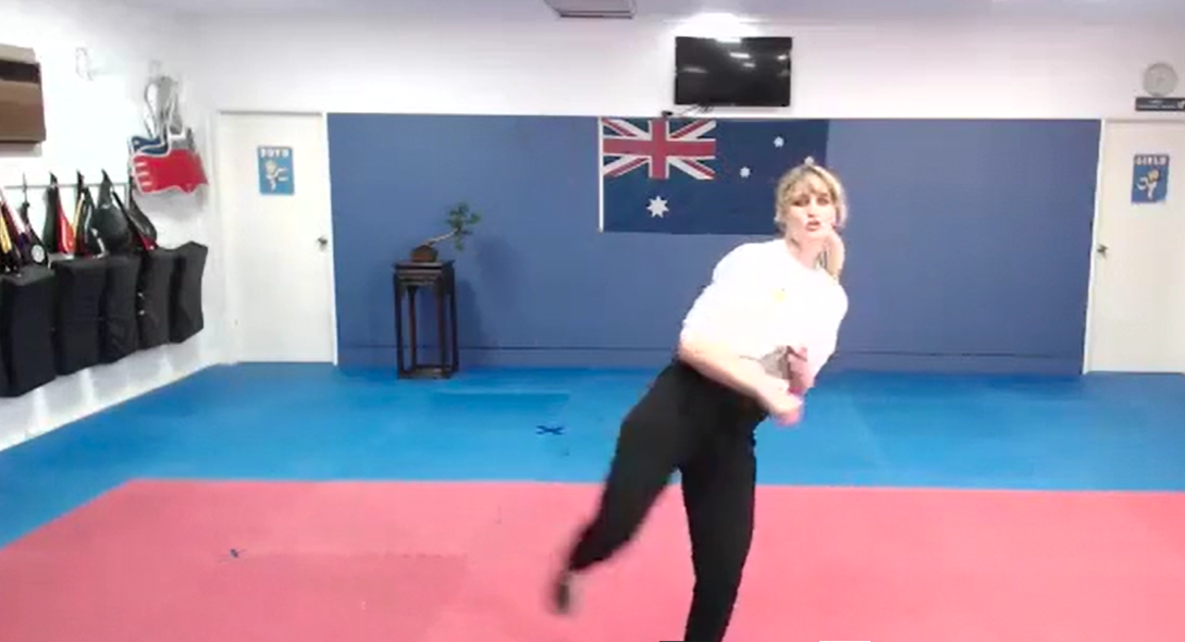 Australian Taekwondo's athlete-led online sessions to run for another year