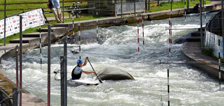 Redevelopment of Munich 1972 canoe slalom venue underway