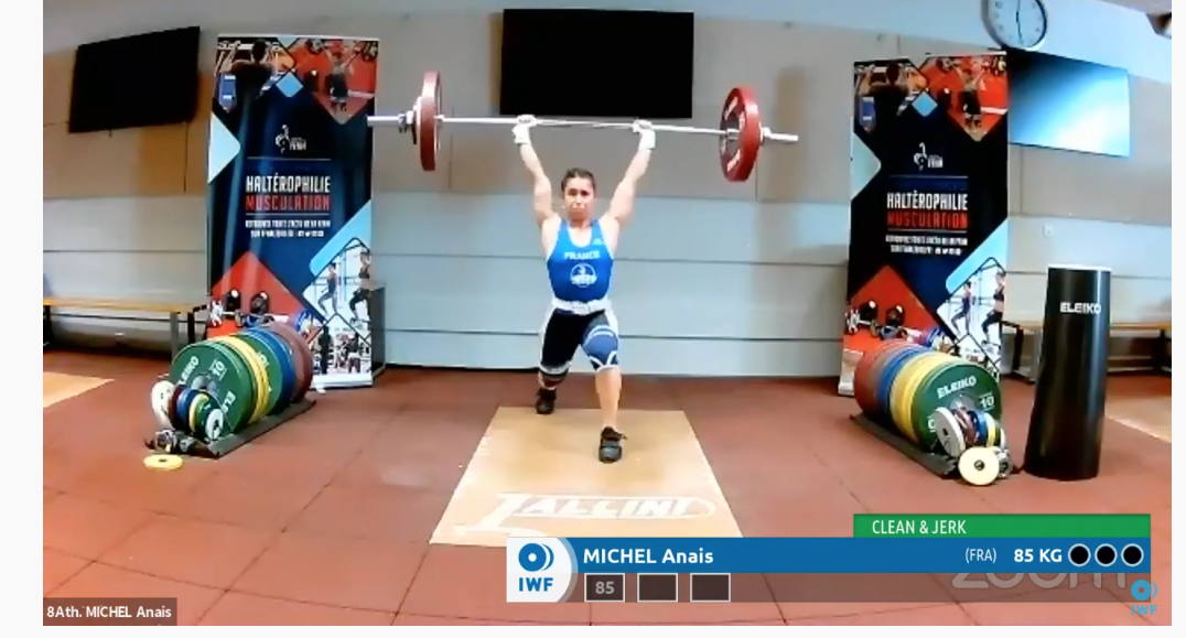 The Pan American Weightlifting Federation is organising a virtual event this weekend ©PAWF