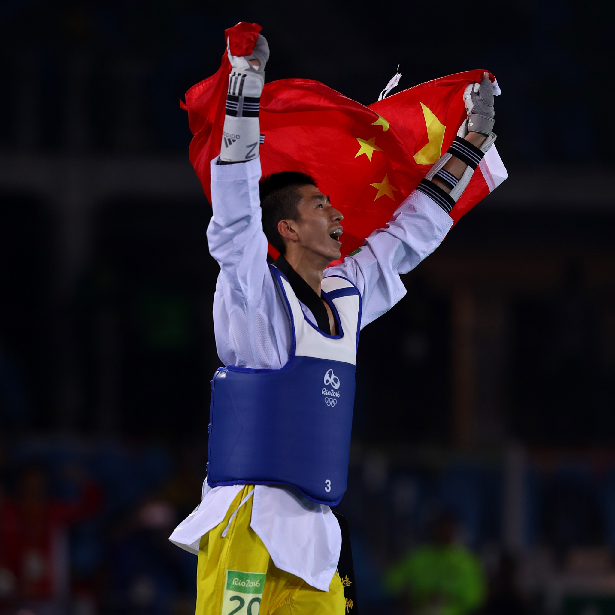 """Shuai Zhao – the """"Great Wall of China"""" eyes another Olympic gold"""