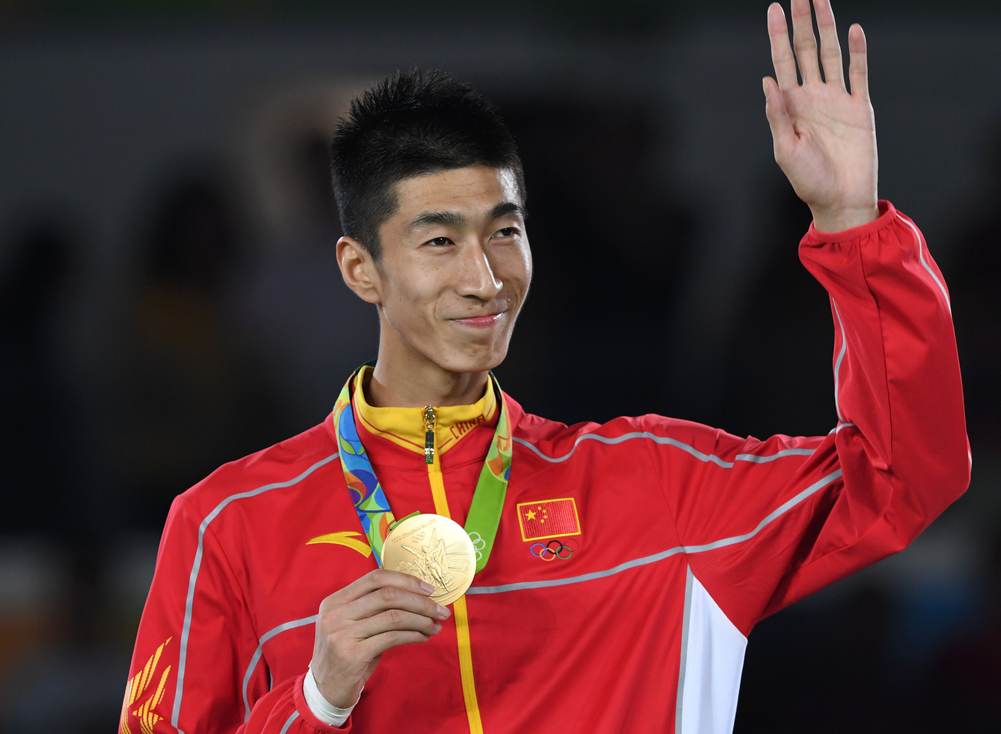 Shuai Zhao won Olympic gold at Rio 2016  ©Getty Images