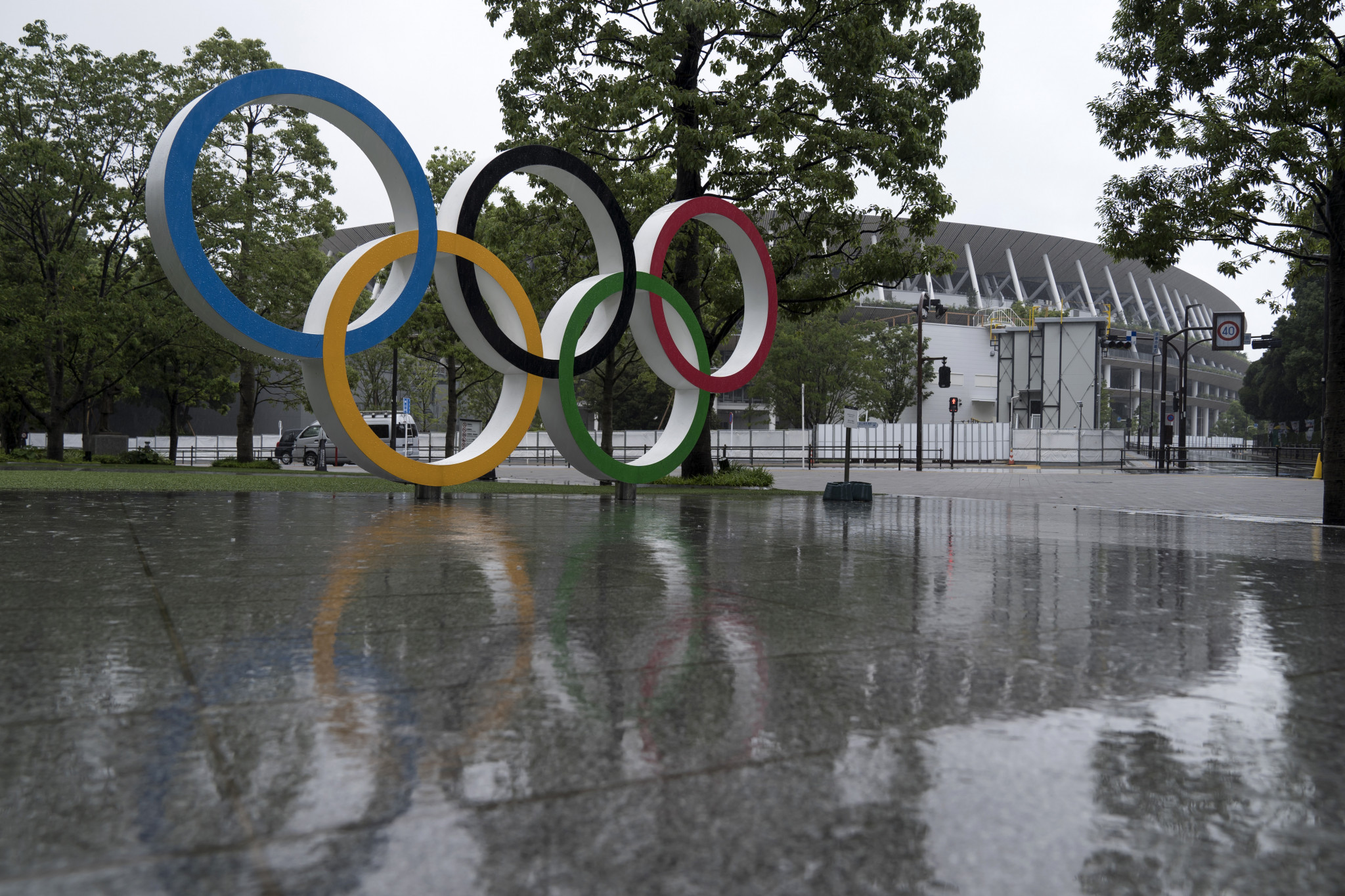 Thomas Bach has said organisers will adapt to the coronavirus situation at the time of the Games ©Getty Images