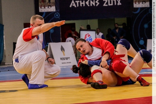 The European Sambo Championships have been postponed for the second time ©European Sambo Federation