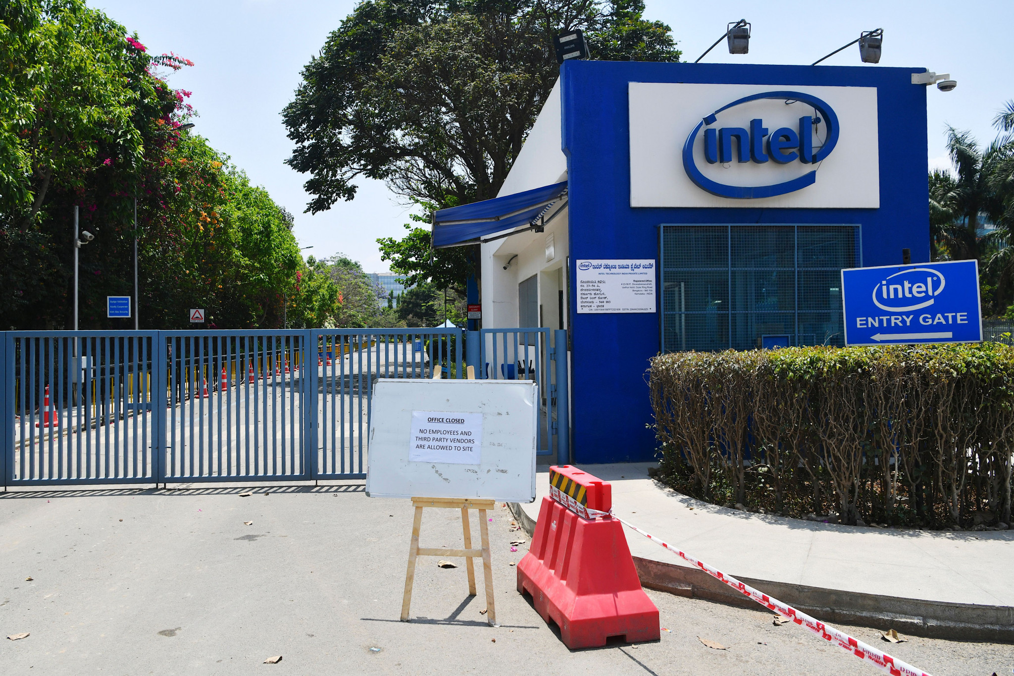 Intel has posted exceptionally strong financial figures for the three months to late June ©Getty Images