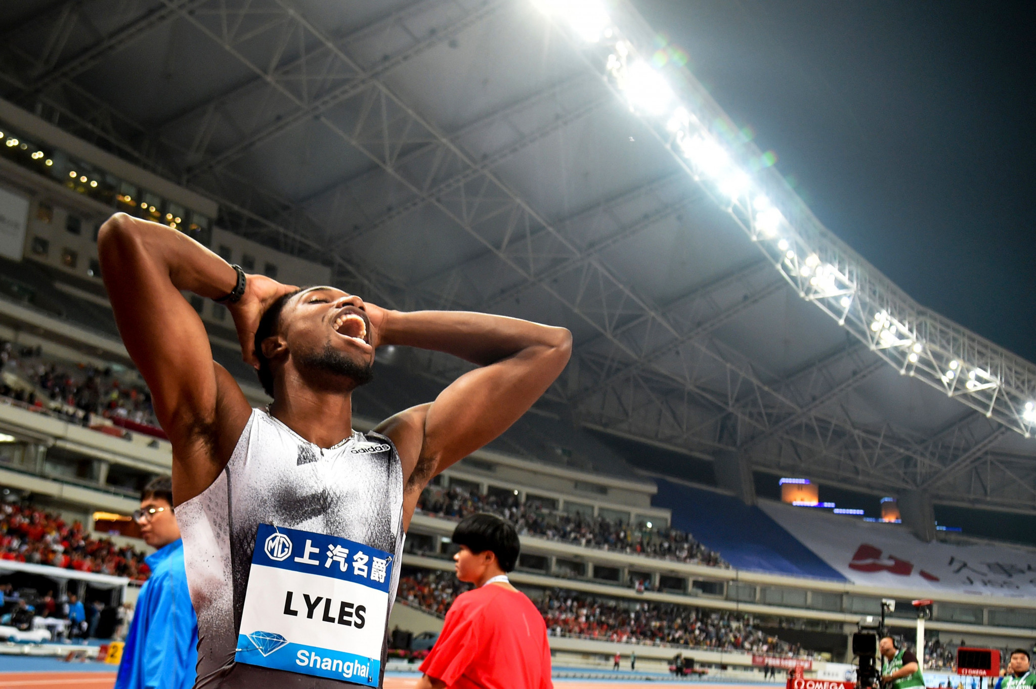 The Shanghai Diamond League event has been cancelled this year ©Getty Images