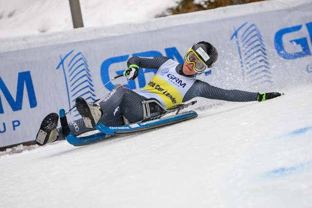 The FIL is seeking to have natural track luge added for Milan Cortina 2026 ©FIL