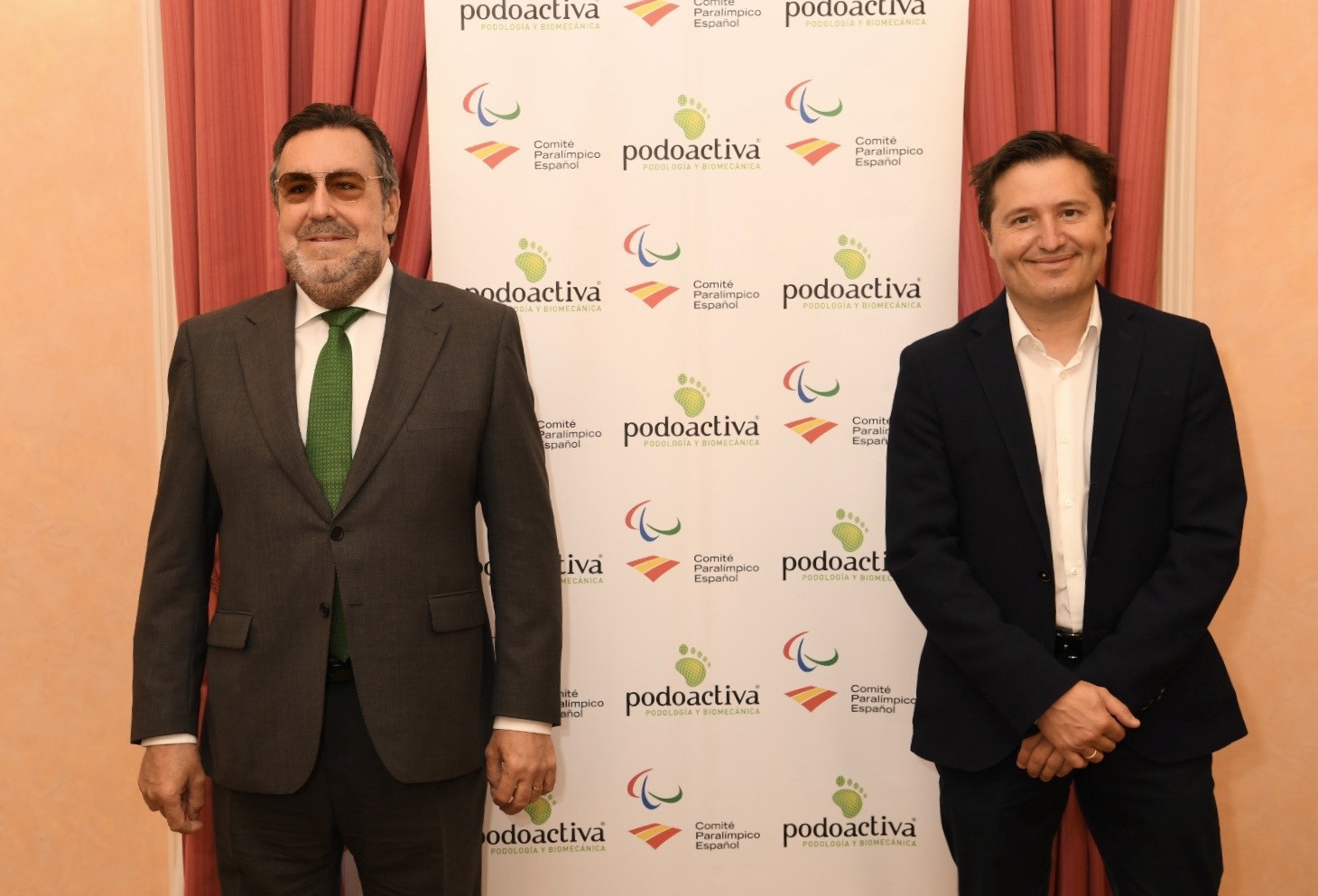 The Spanish Paralympic Committee has extended a partnership with Podoactiva ©CPE