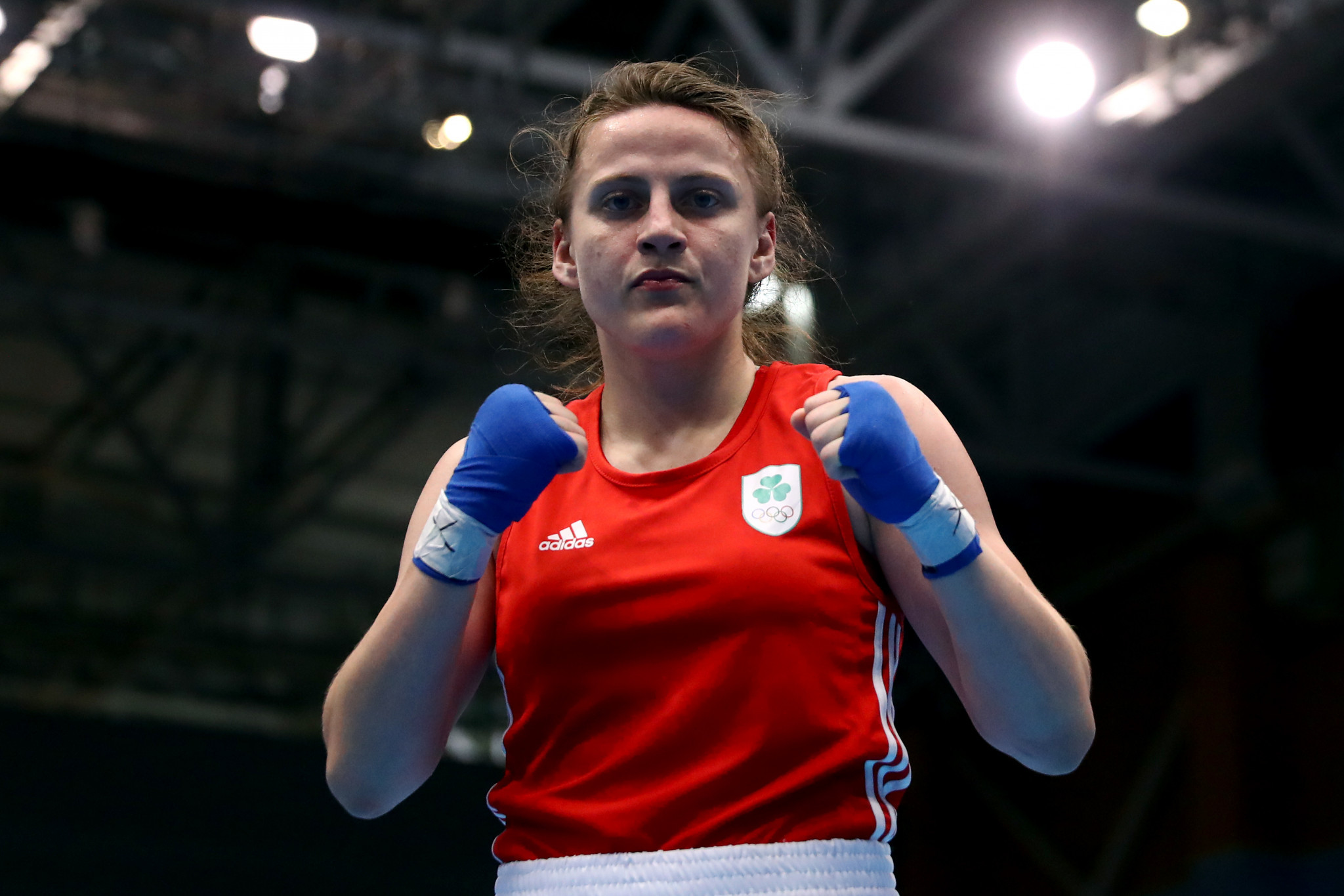 Michaela Walsh has said she has tried to take positives out of the Tokyo 2020 postponement ©Getty Images