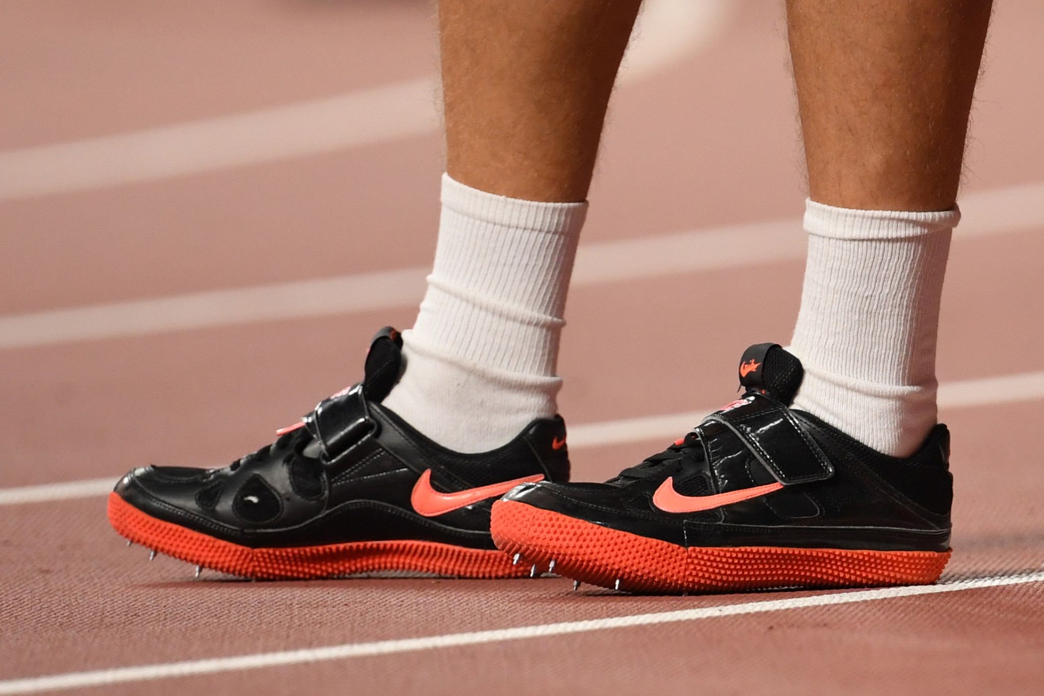 World Athletics has reduced the allowable height of spikes in its latest revision of the rules on shoe technology ©Getty Images