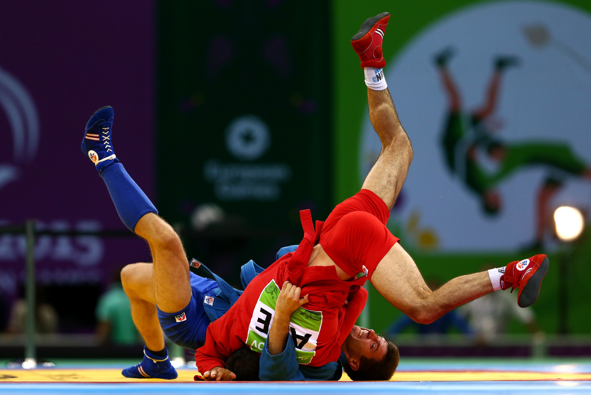 Sambo training and competitions will take place at the new facility ©Getty Images