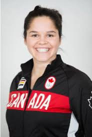 Biathlon Canada general manager Heather Ambery spoke of the benefits of the four organisations working together ©COC