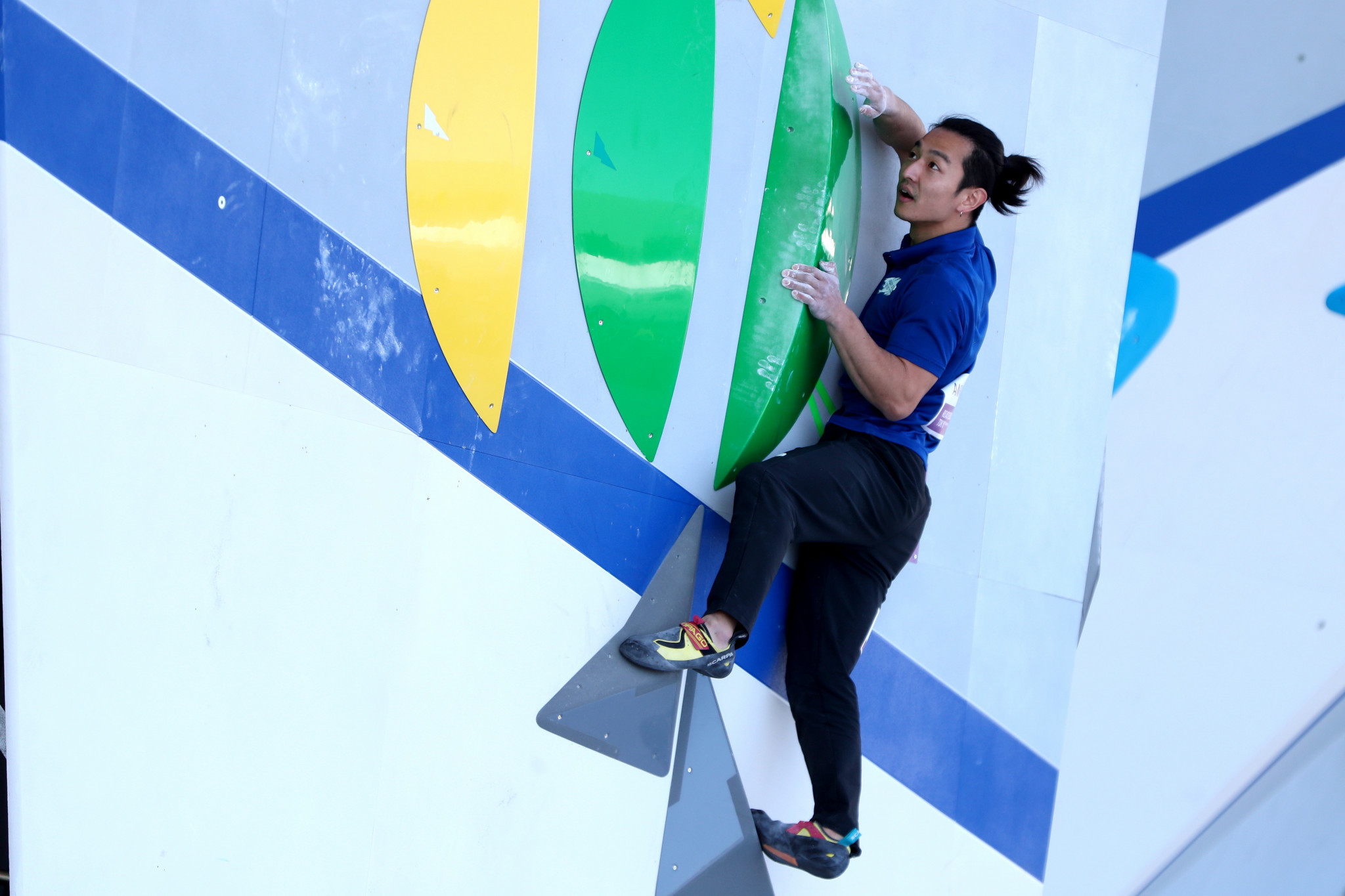 More than 50 athletes set to take part in first ever IFSC Speed Knockout event