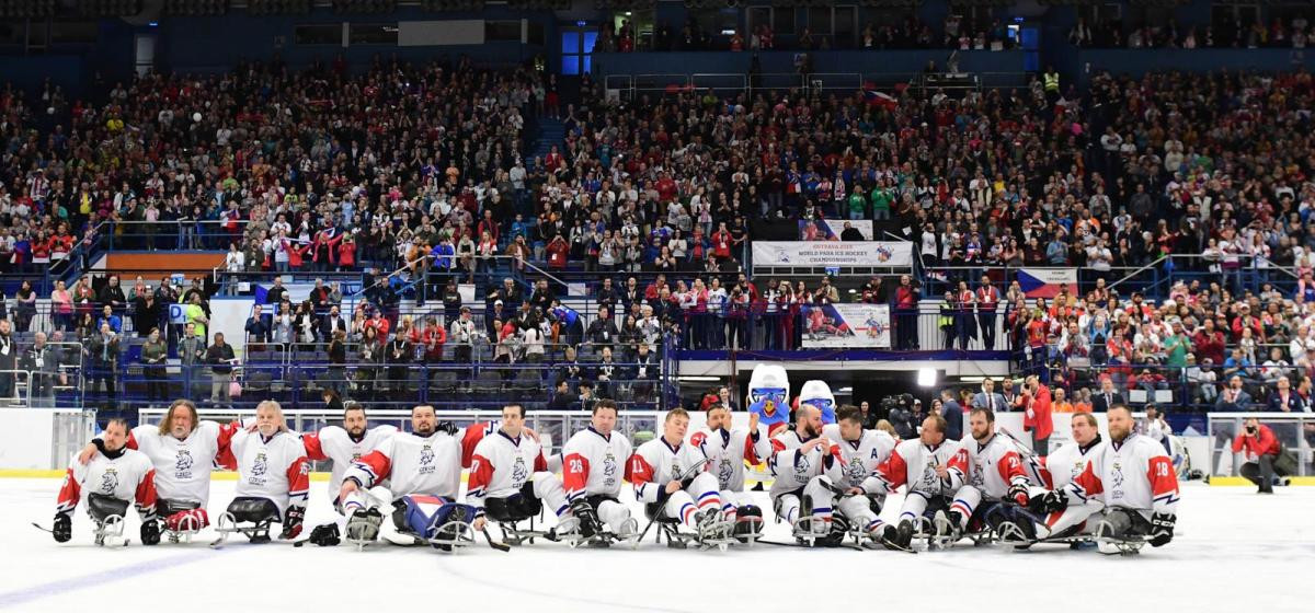 Czech Winter Classic to feature Para-ice hockey for the first time