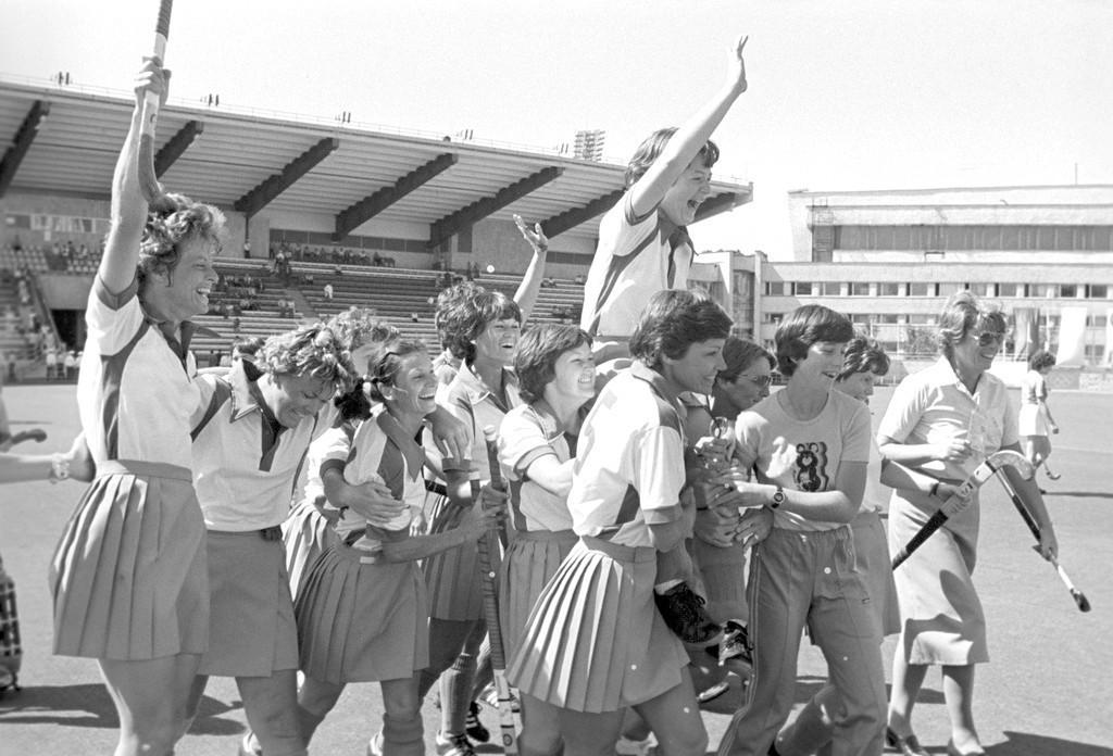 Team diary helps Zimbabwe's Olympic hockey champions celebrate 40th anniversary