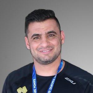 Ali Khalil has been appointed Australian Taekwondo's national performance pathway lead ©Australian Taekwondo