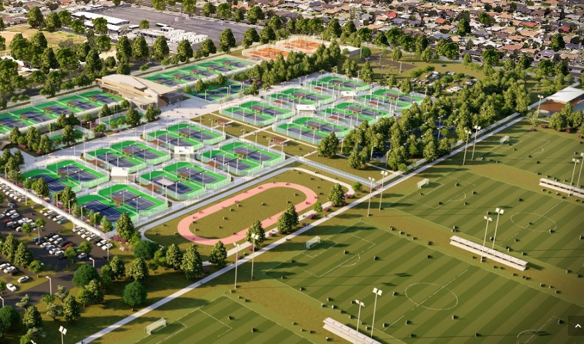 Athletic and academic centre set to be built close to Los Angeles 2028 venues receives funding boost