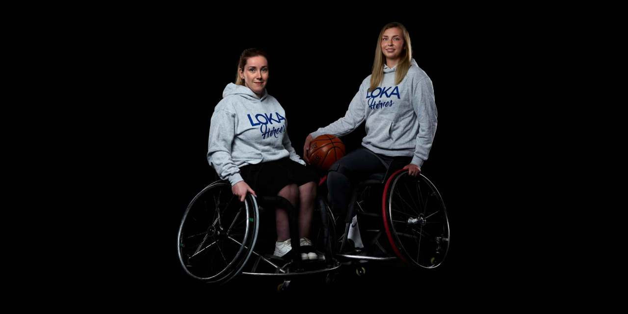 A scheme has been launched in Sweden to develop wheelchair basketball ©SBBF
