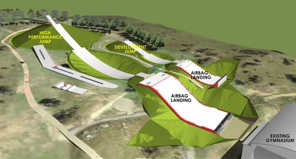 Snow Australia welcome advancement of National Snowsports Training Centre project