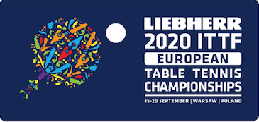 European Table Tennis Championships in Warsaw postponed