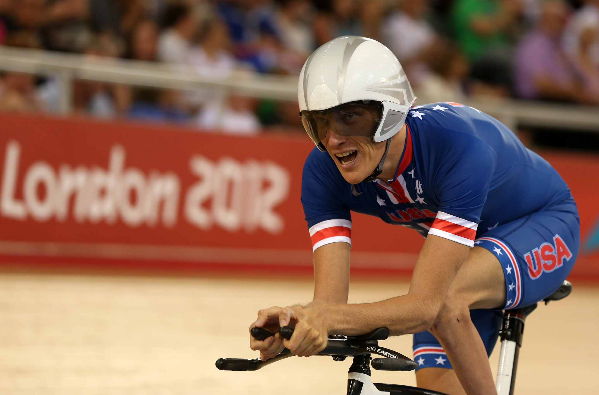 Paralympic Games cycling bronze medallist Zahn dies aged 45