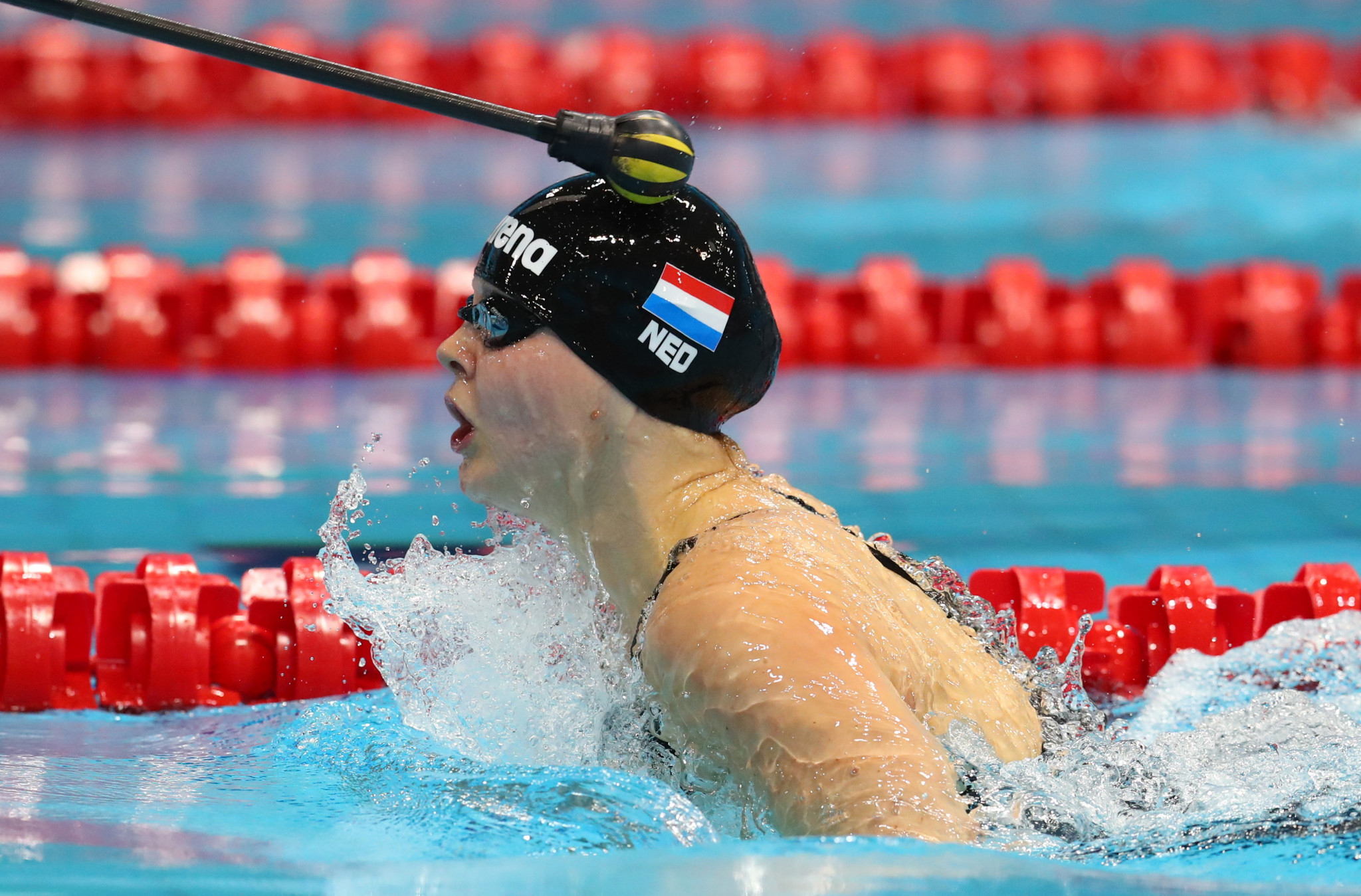 Liesette Bruinsma won five medals at the 2019 World Para Swimming Championships ©Getty Images