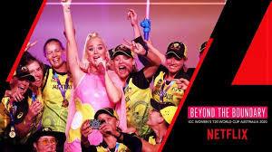 Netflix ICC Women's T20 World Cup documentary released worldwide