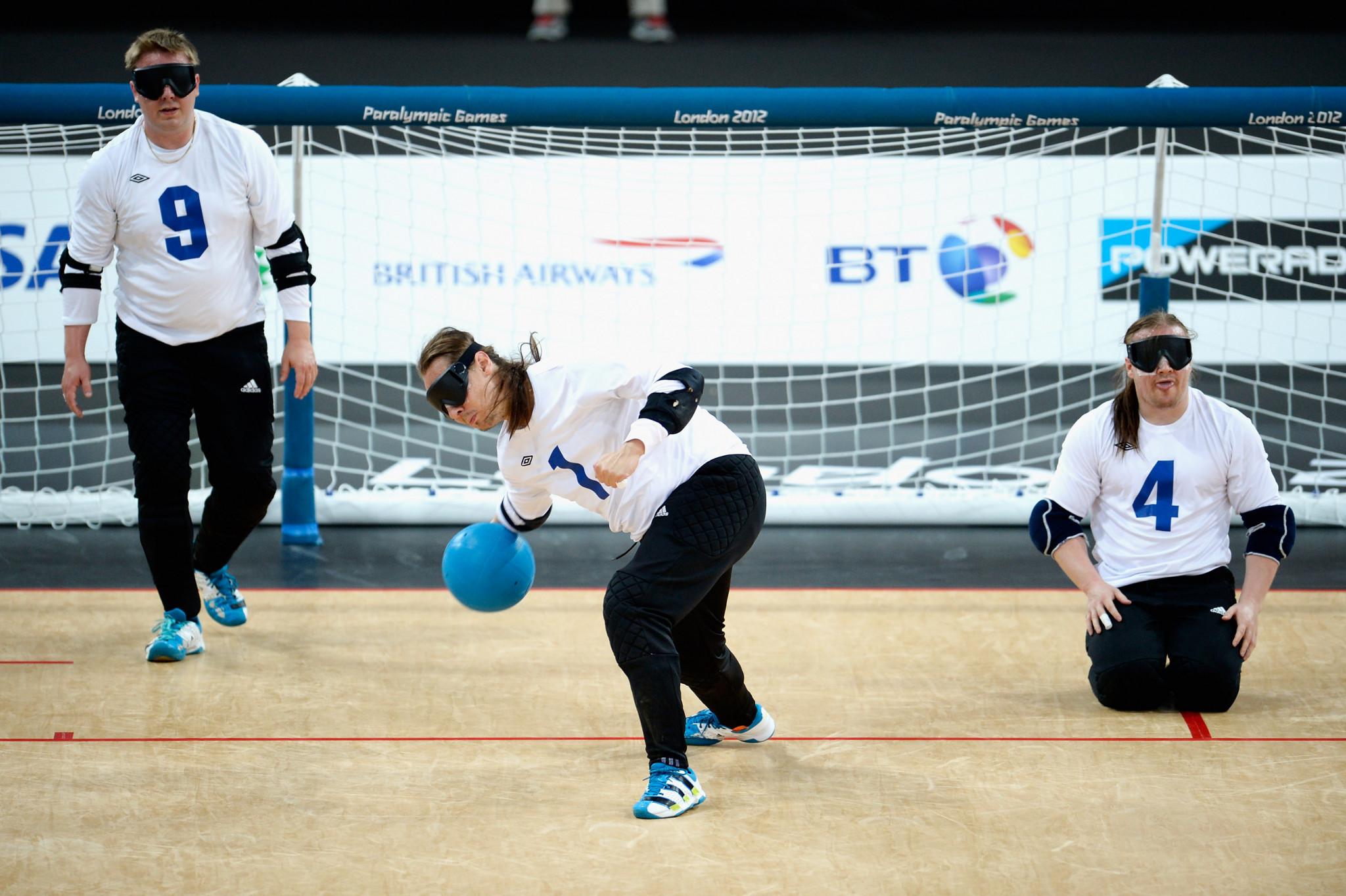Finland to host IBSA Goalball European Championships B