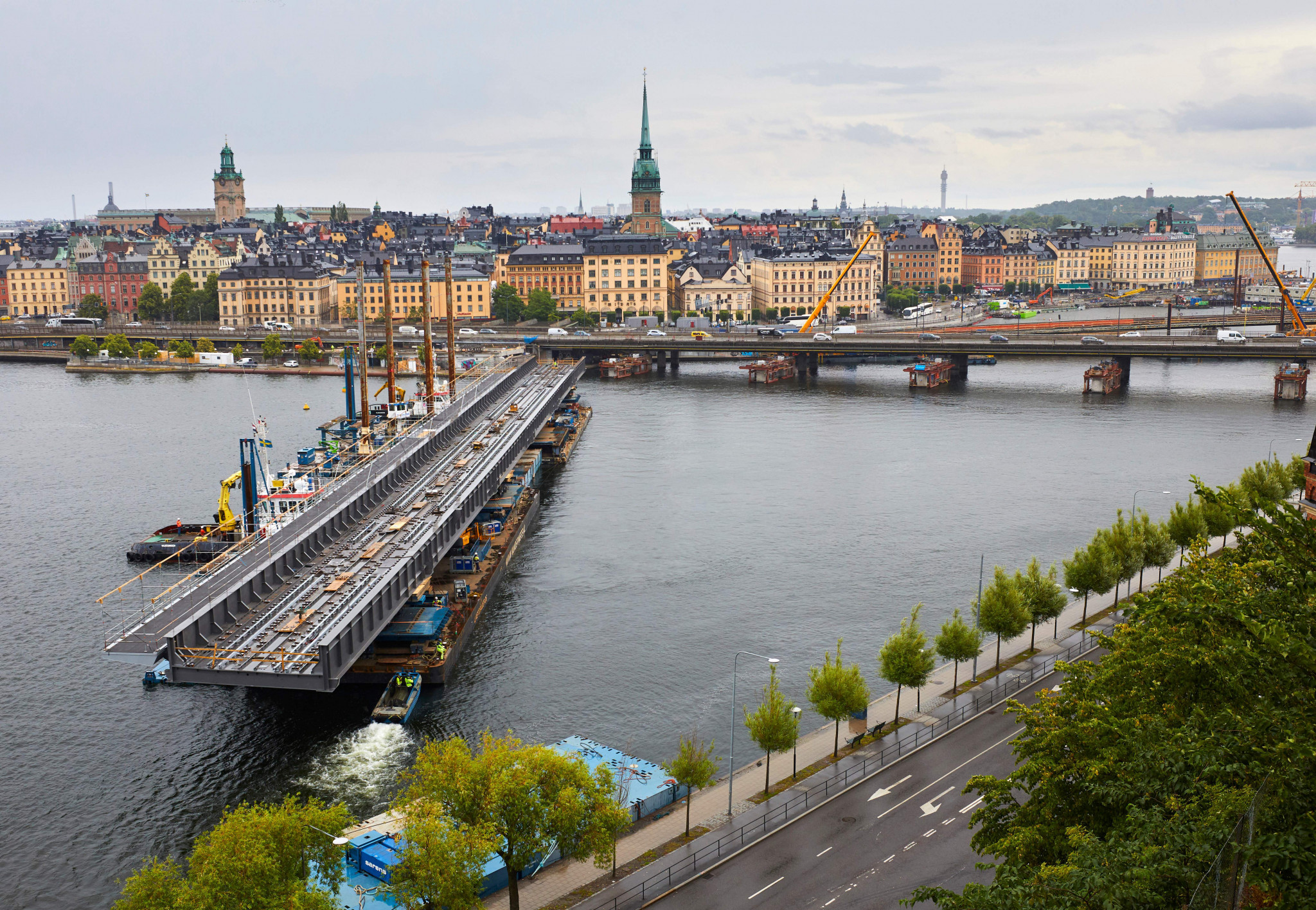 Stockholm is host the event in June 2021 ©Getty Images