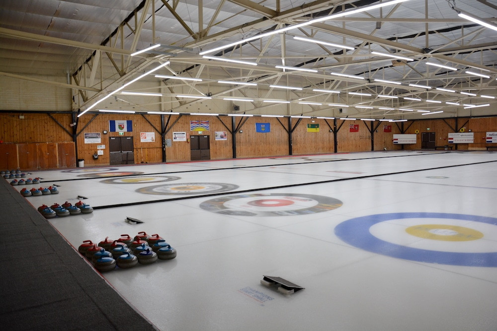 Curling Canada announces cancellation of two events