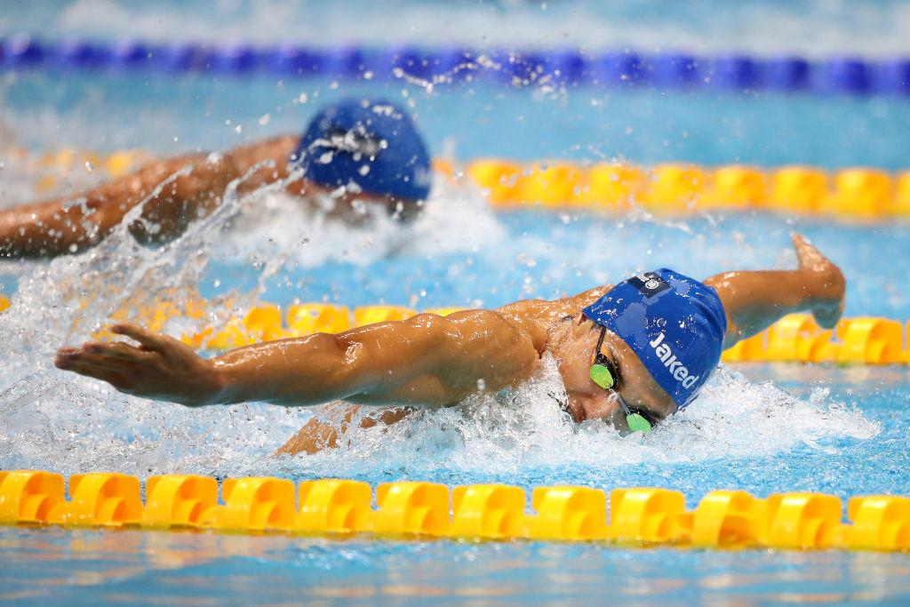 Italian Para swimmer Barlaam sets three world records at national meeting