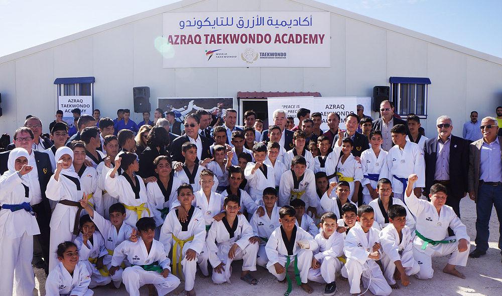 Fundraising continues for Taekwondo Humanitarian Foundation project in Rwanda