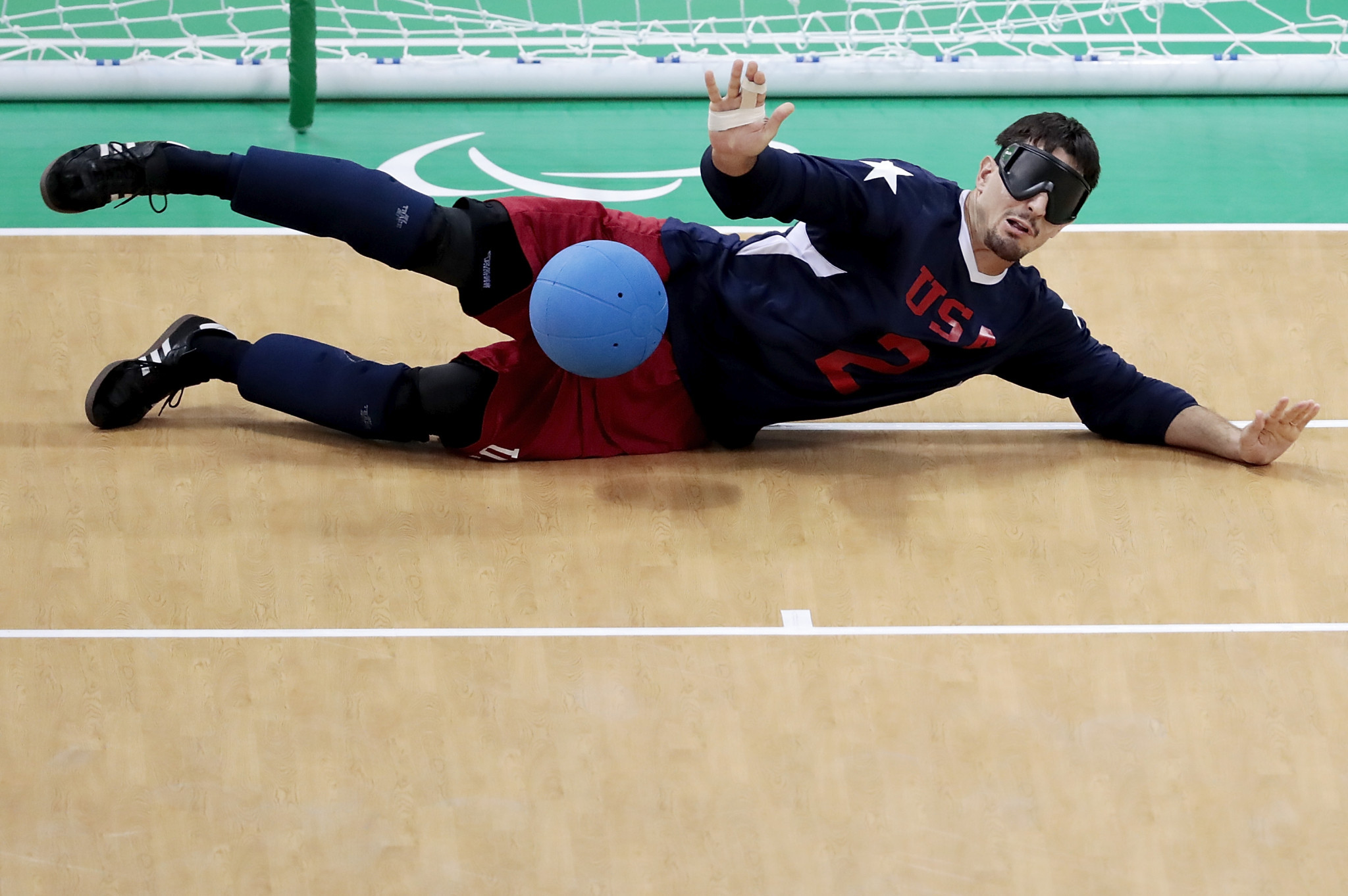Goalball Paralympian to develop fitness app after scooping $25,000 prize