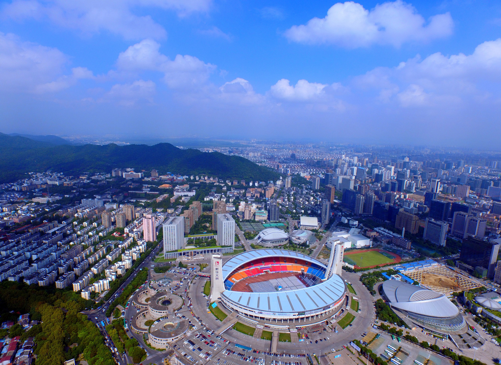 More than 10,000 athletes are expected at the Hangzhou 2022 Asian Games ©Getty Images