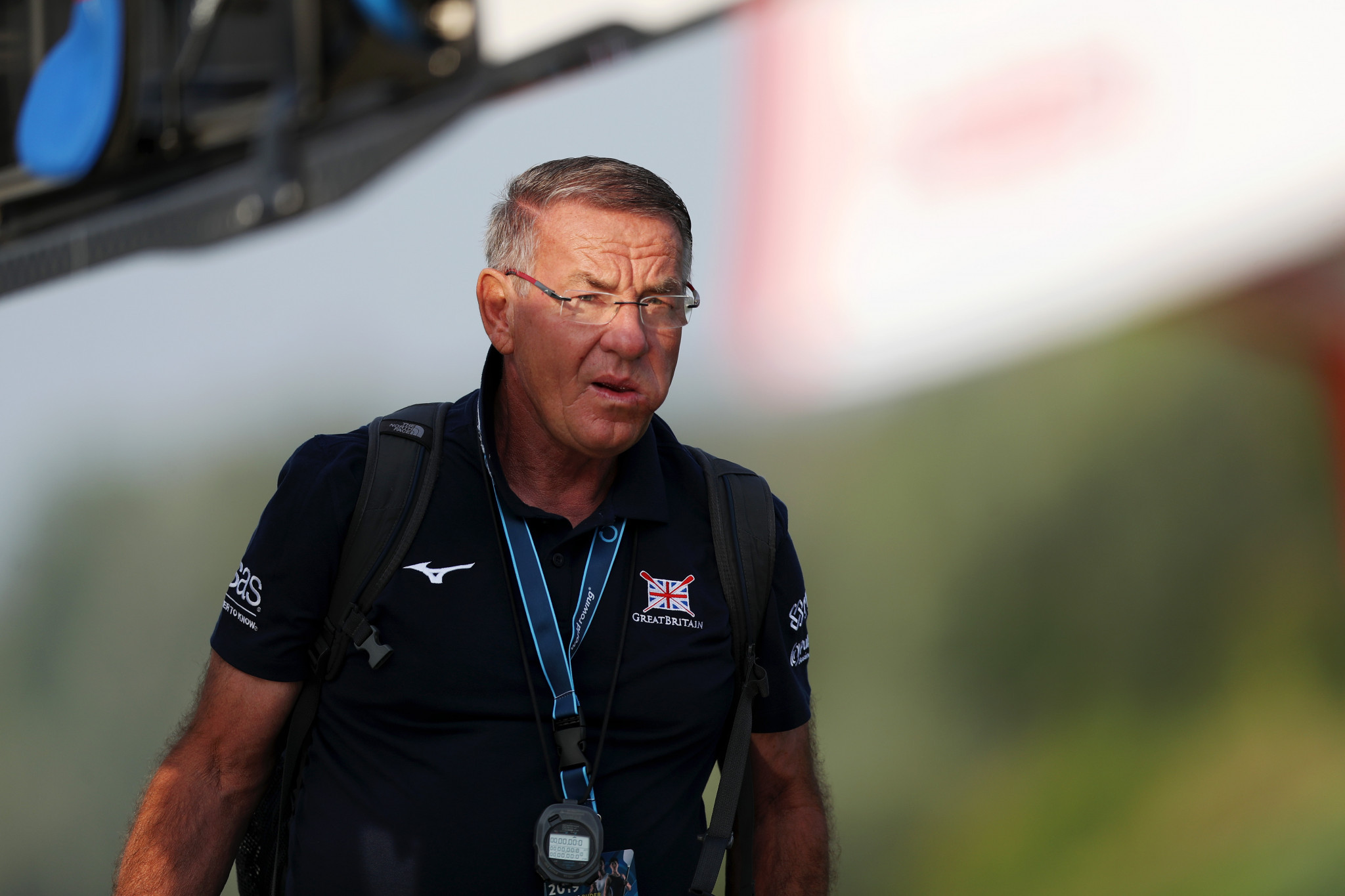 Grobler steps down as British Rowing head coach after 29 years