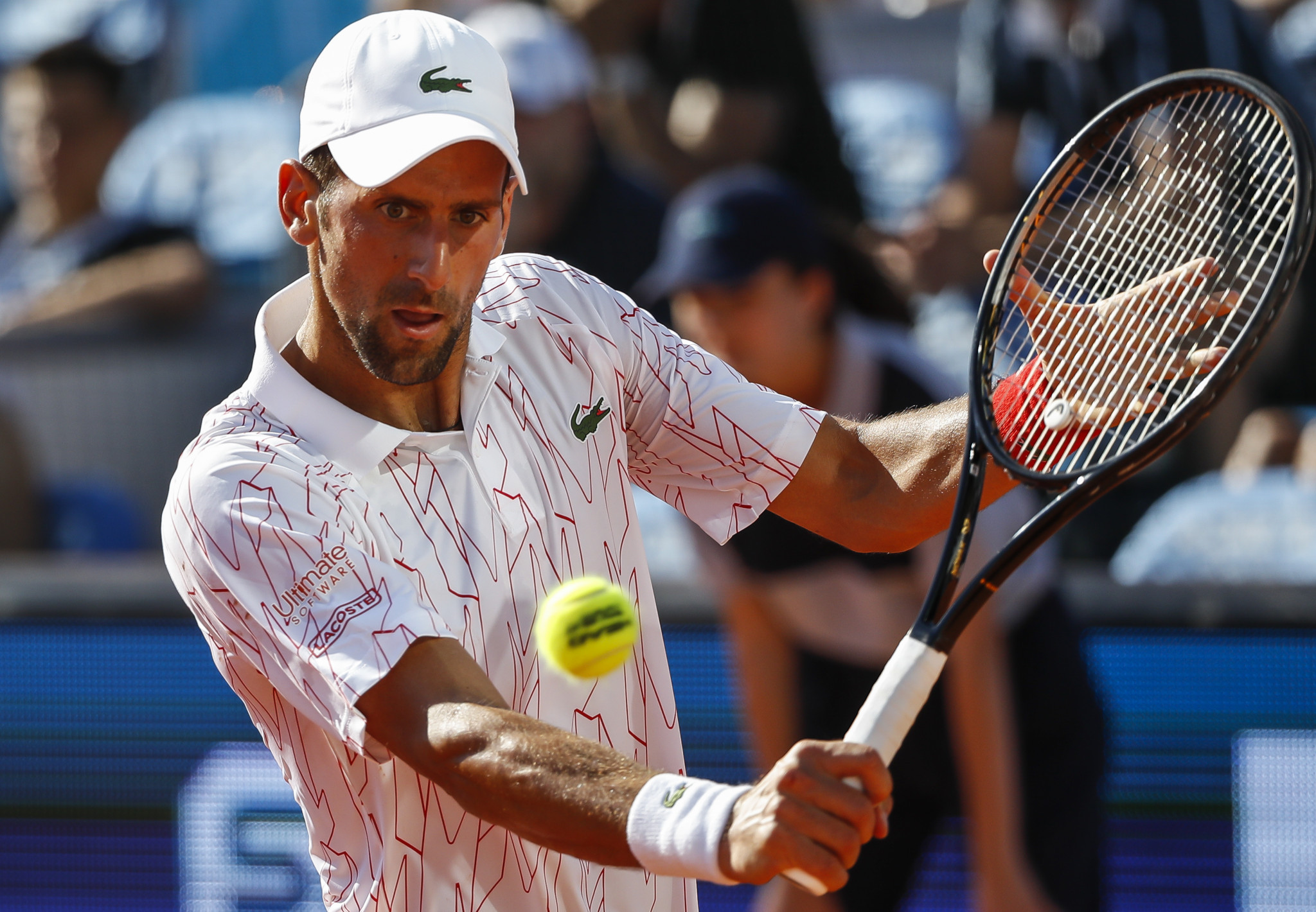 "Djokovic describes Adria Tour backlash as ""witch hunt"""