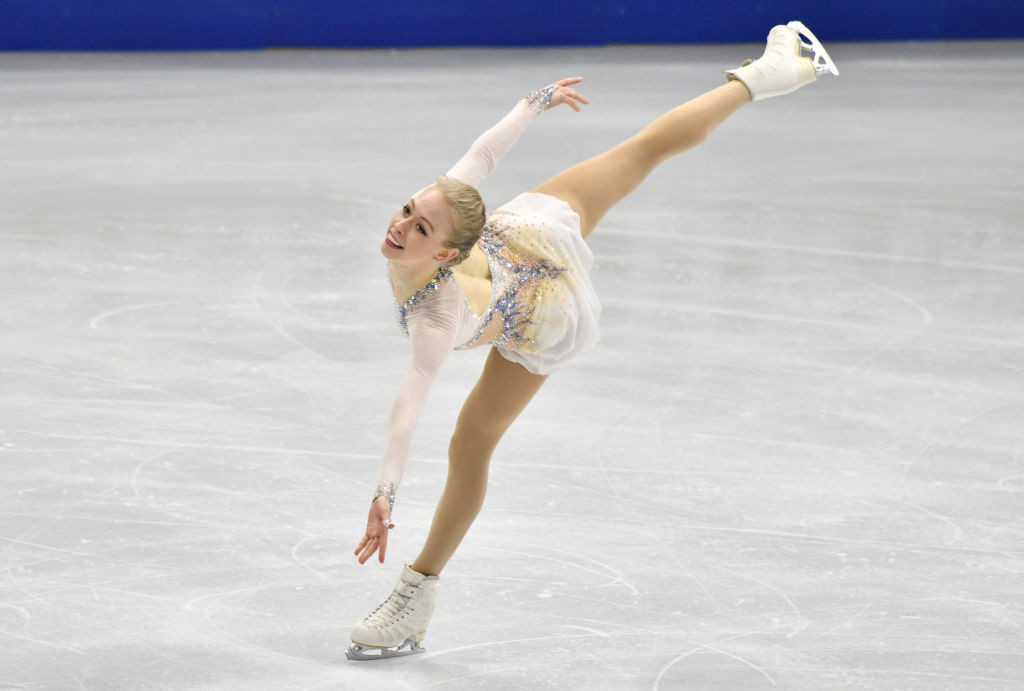 Olympic figure skating bronze medallist Tennell announces coaching change