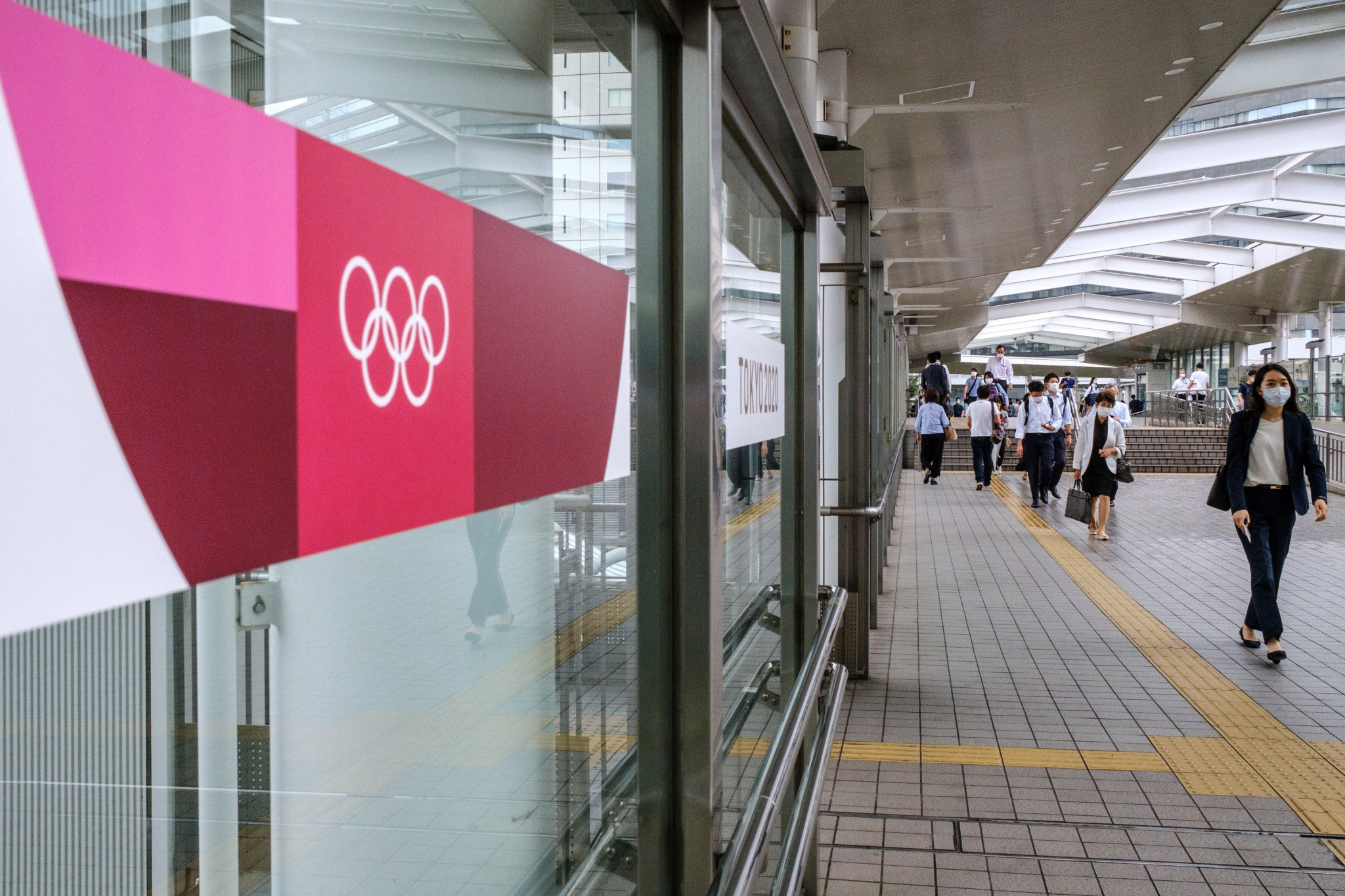 Coronavirus countermeasures are viewed as key for the Olympic Games to take place in Tokyo next year ©Getty Images