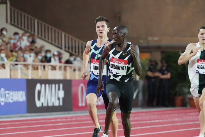 Cheruiyot and Ingebrigtsen converge for Stockholm Diamond League - but long jump format earns protests