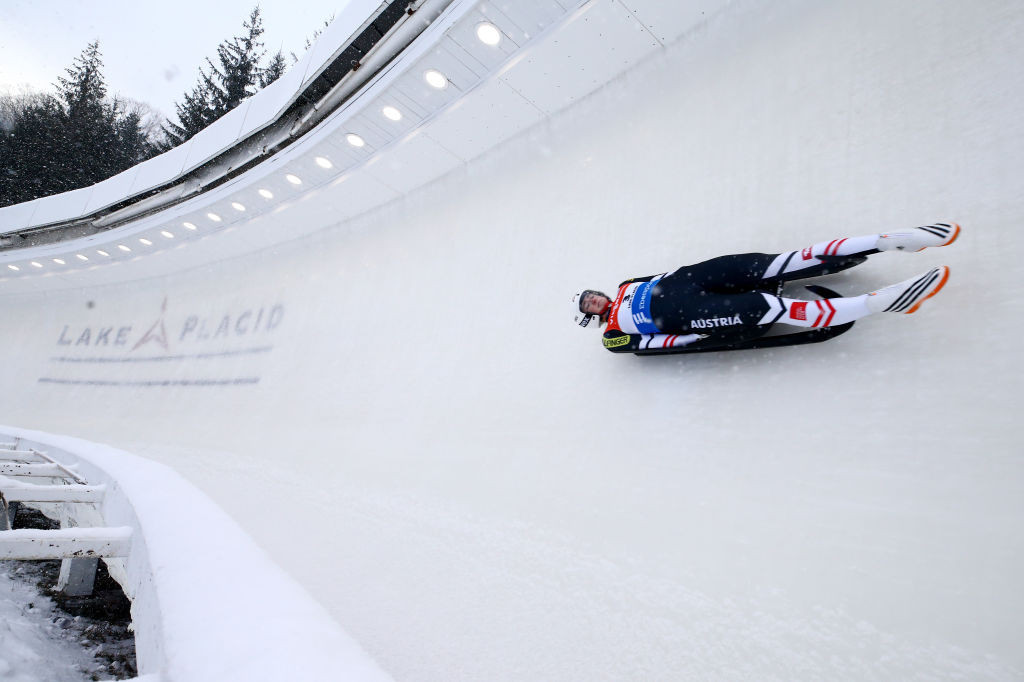 Lake Placid will host the opening Slider Search clinic this year ©Getty Images