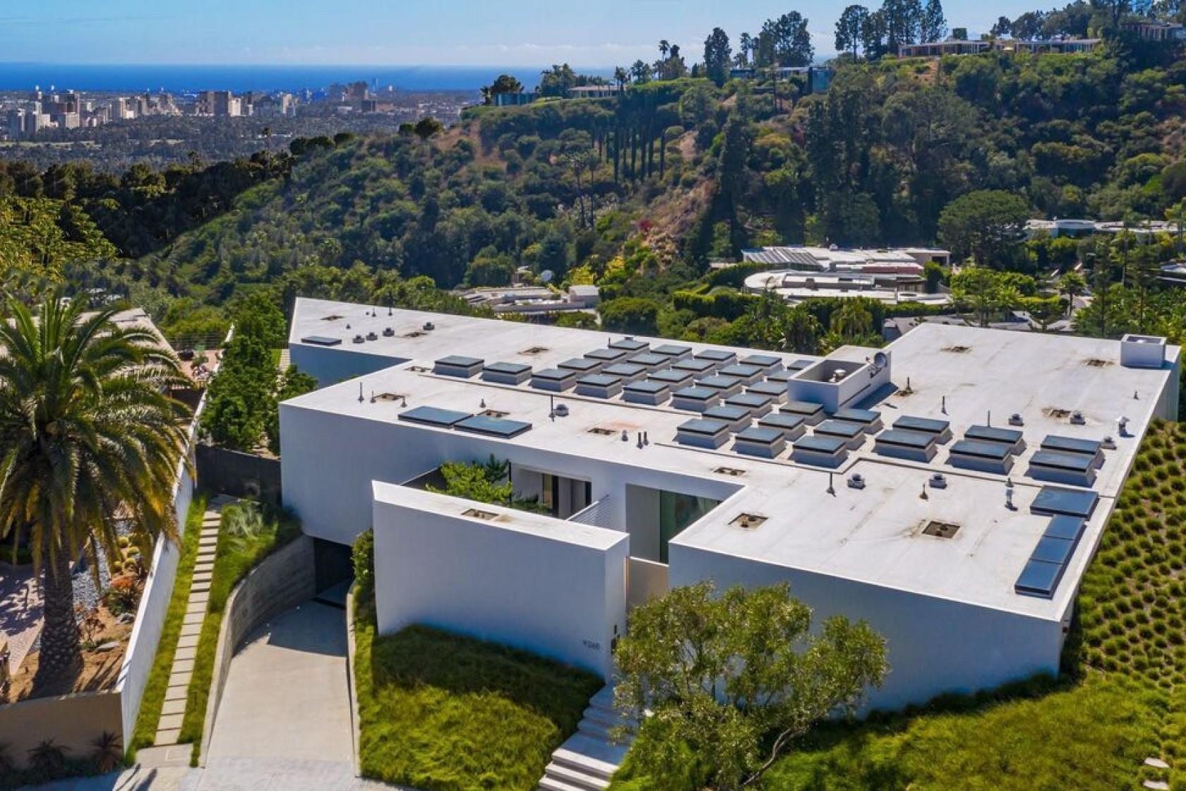 Los Angeles 2028 President Wasserman snaps up $23 million home