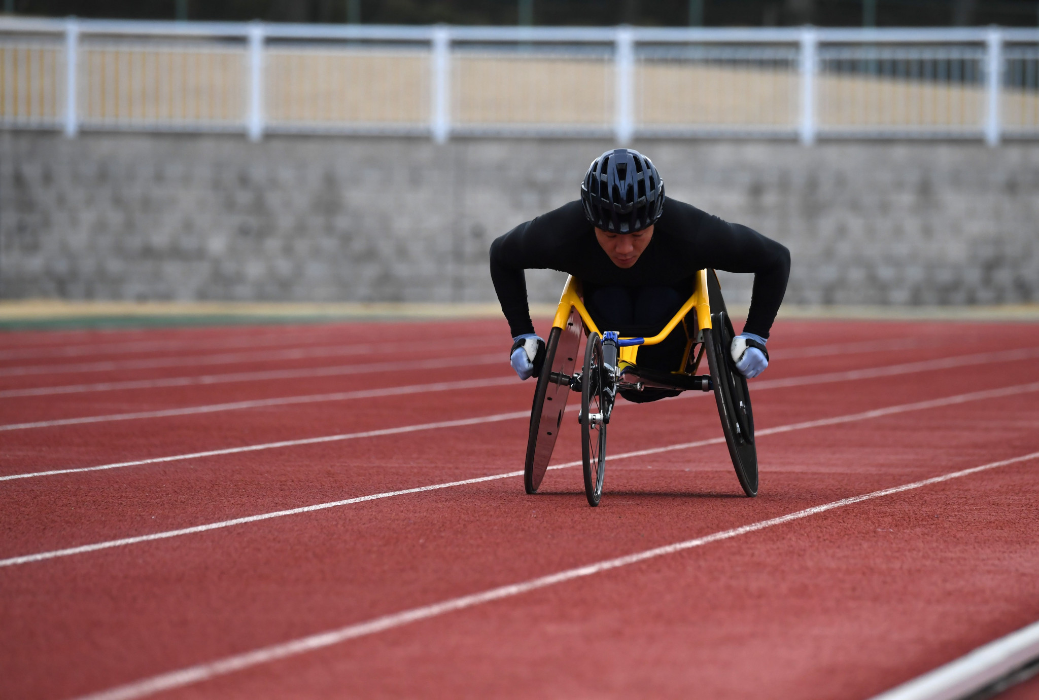 Nearly 60 per cent of Japanese Para-athletes feel positively about the postponement of the Paralympic Games in Tokyo ©Getty Images