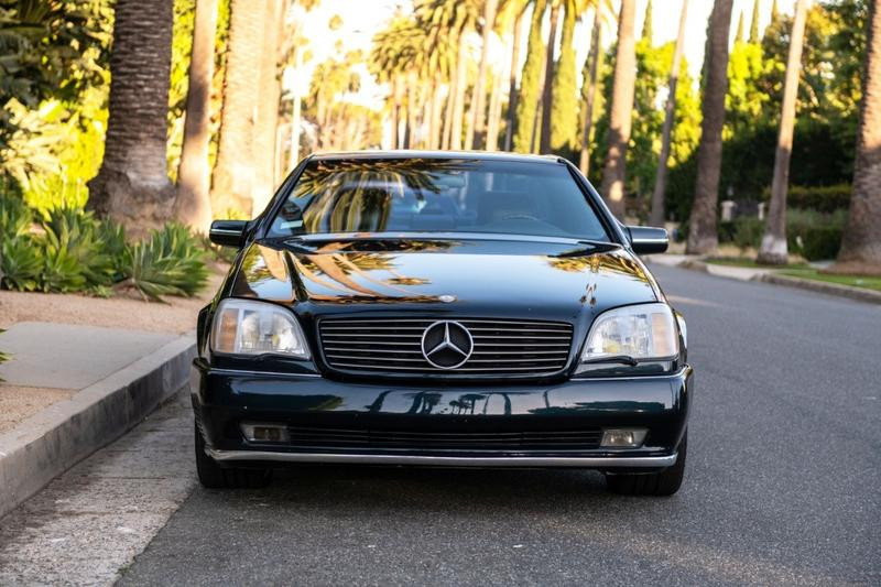 Bidder pays more than $200,000 to drive off with Jordan's old Mercedes