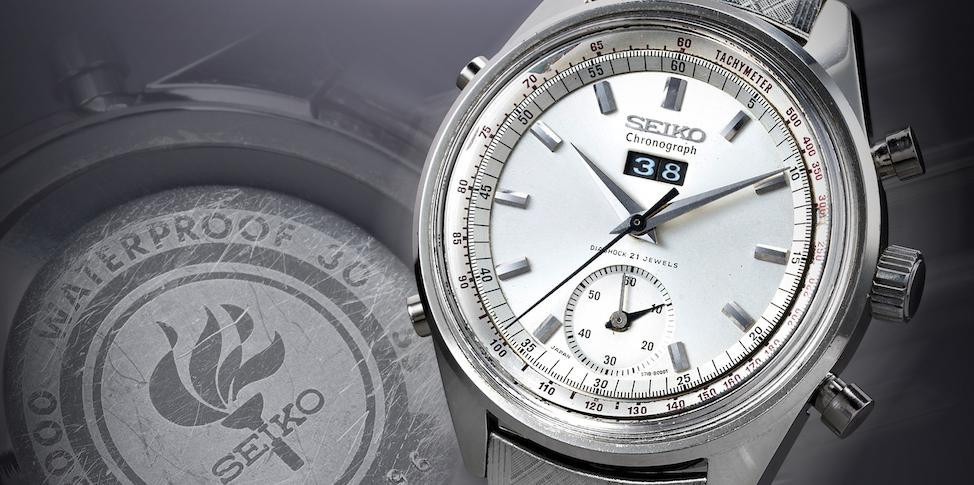 Late bids see rare Tokyo 1964 Seiko watch sold for more than $17,000