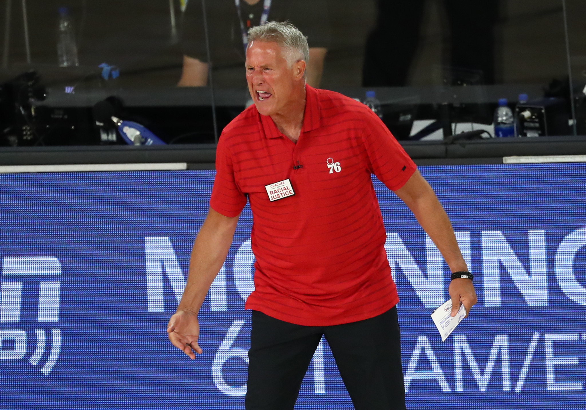 Basketball Australia chief says Brown position unchanged for Tokyo 2020