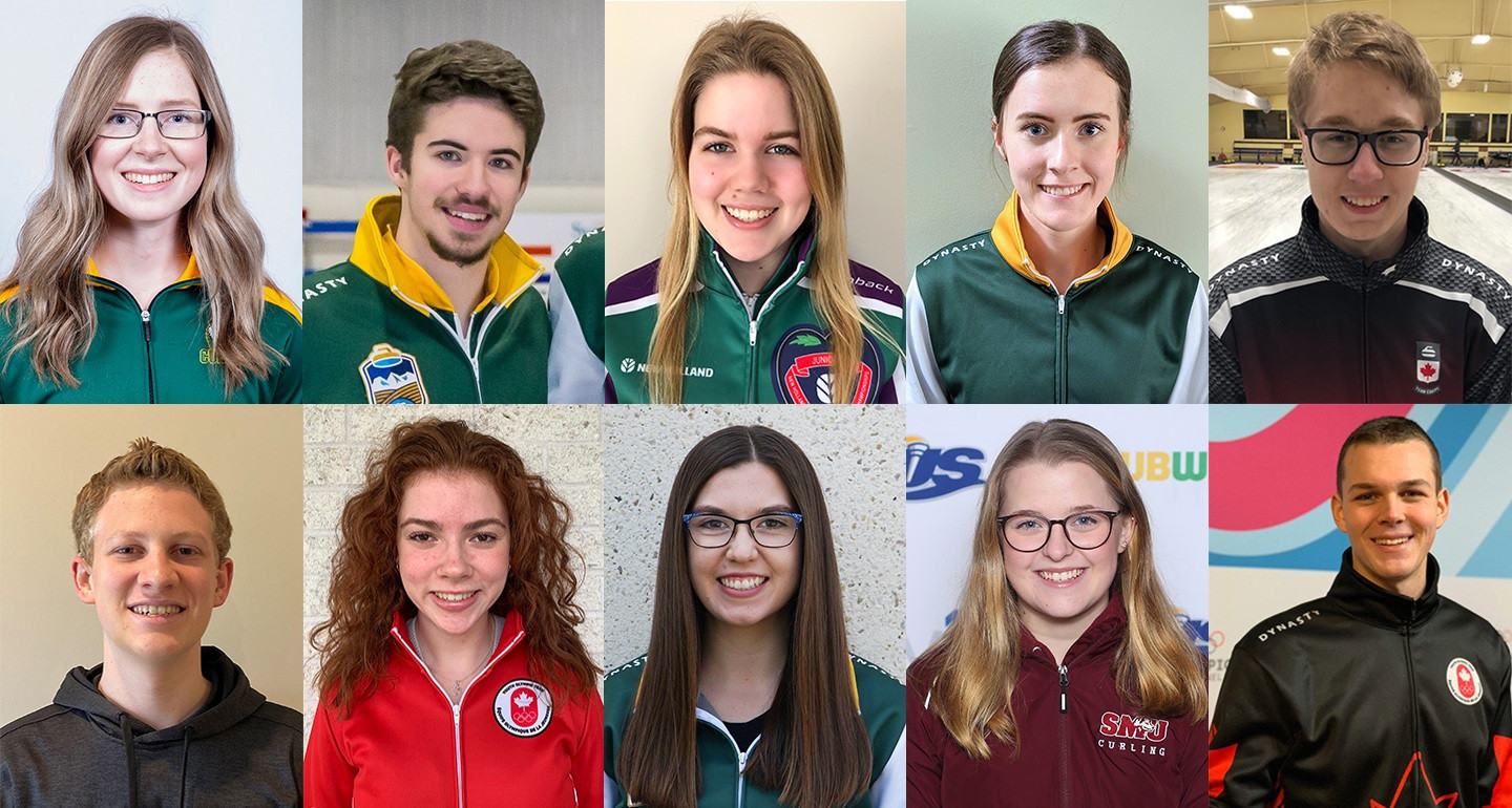 In-demand scholarships awarded to Canada's top young curlers