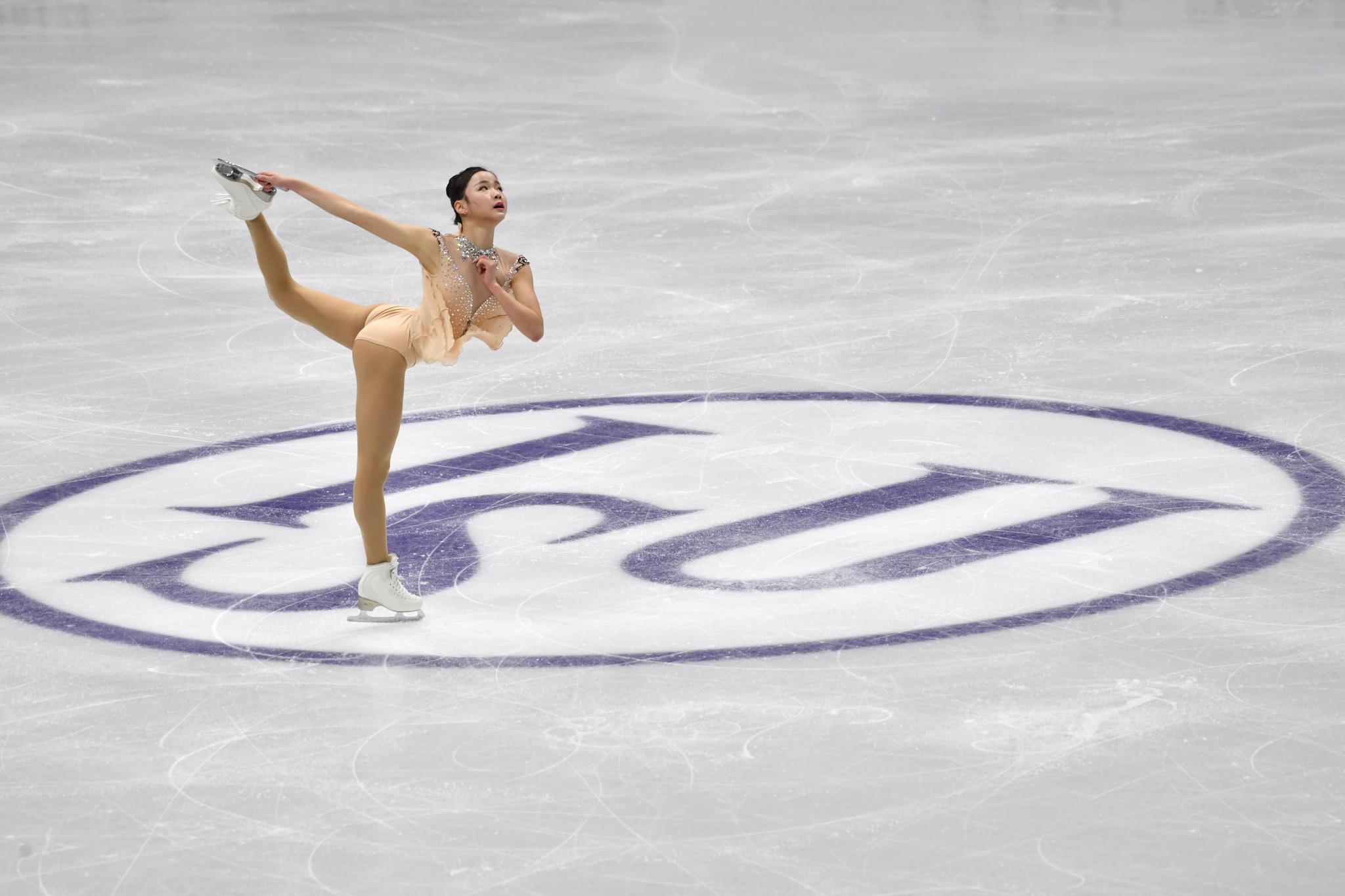 ISU to discuss raising age limit of figure skaters following death of Alexandrovskaya