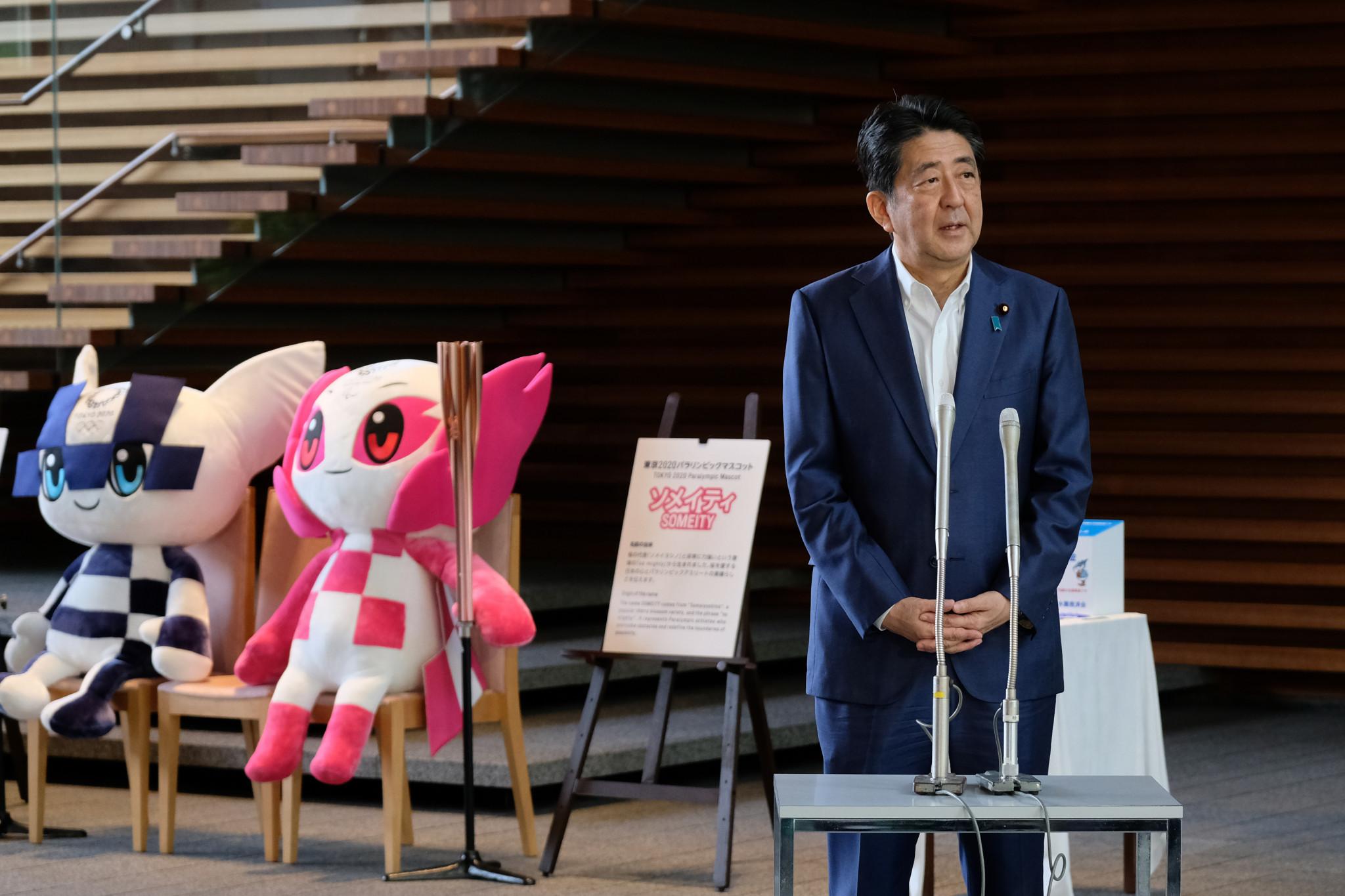 Japanese Prime Minister Abe steps down for health reasons