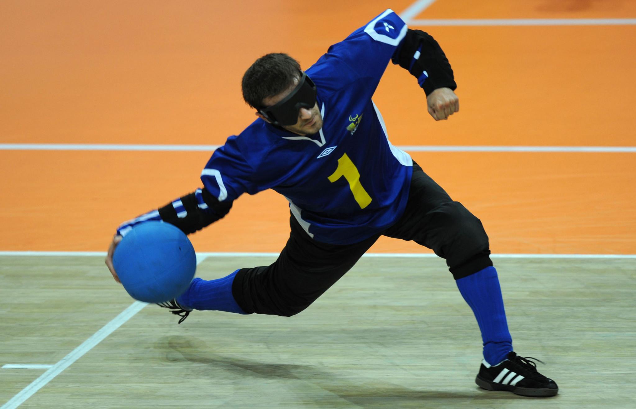Czech Blind Sports Federation planning October international goalball tournament