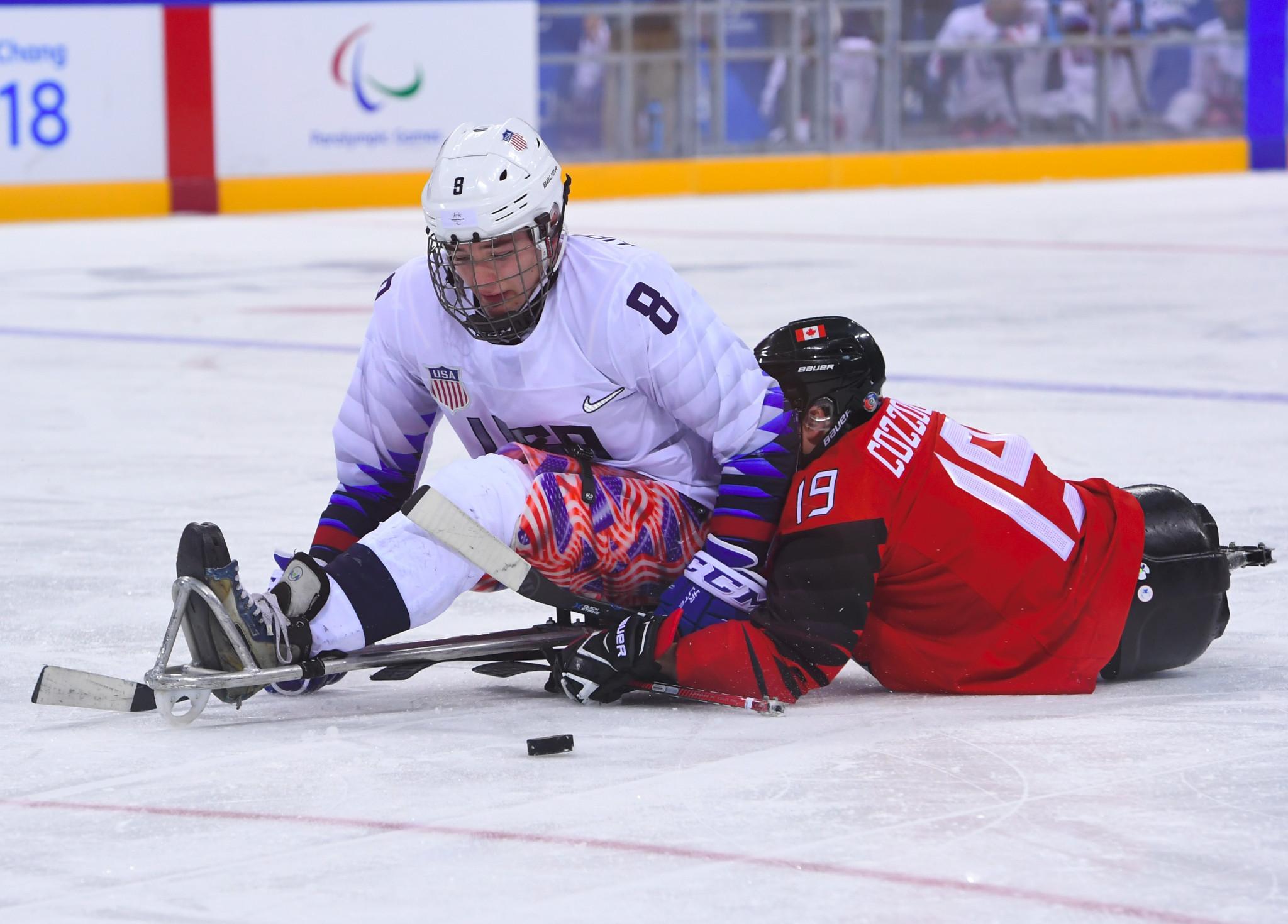 Paralympic sled hockey champion Wallace sets sights on Tokyo 2020 Para-canoe place
